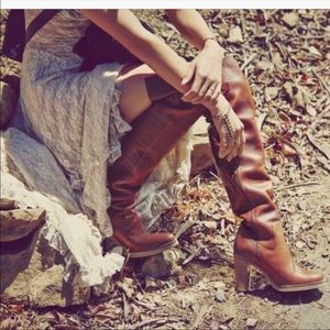 Free People Novak Over the Knee Boot